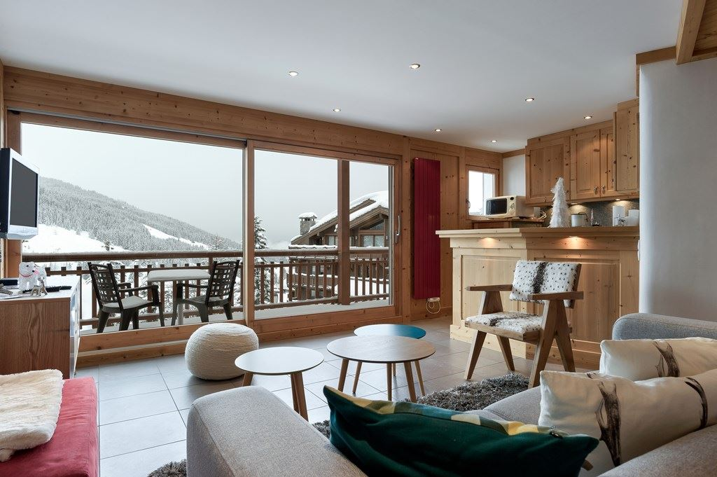 ????? rooms 6 people ski-in ski-out / Résidence 1650