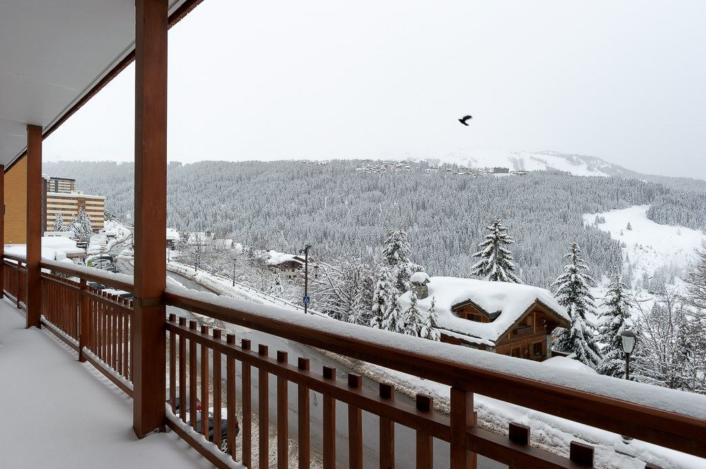 3 rooms 6 people ski-in ski-out / Résidence 1650 (mountain of charm)