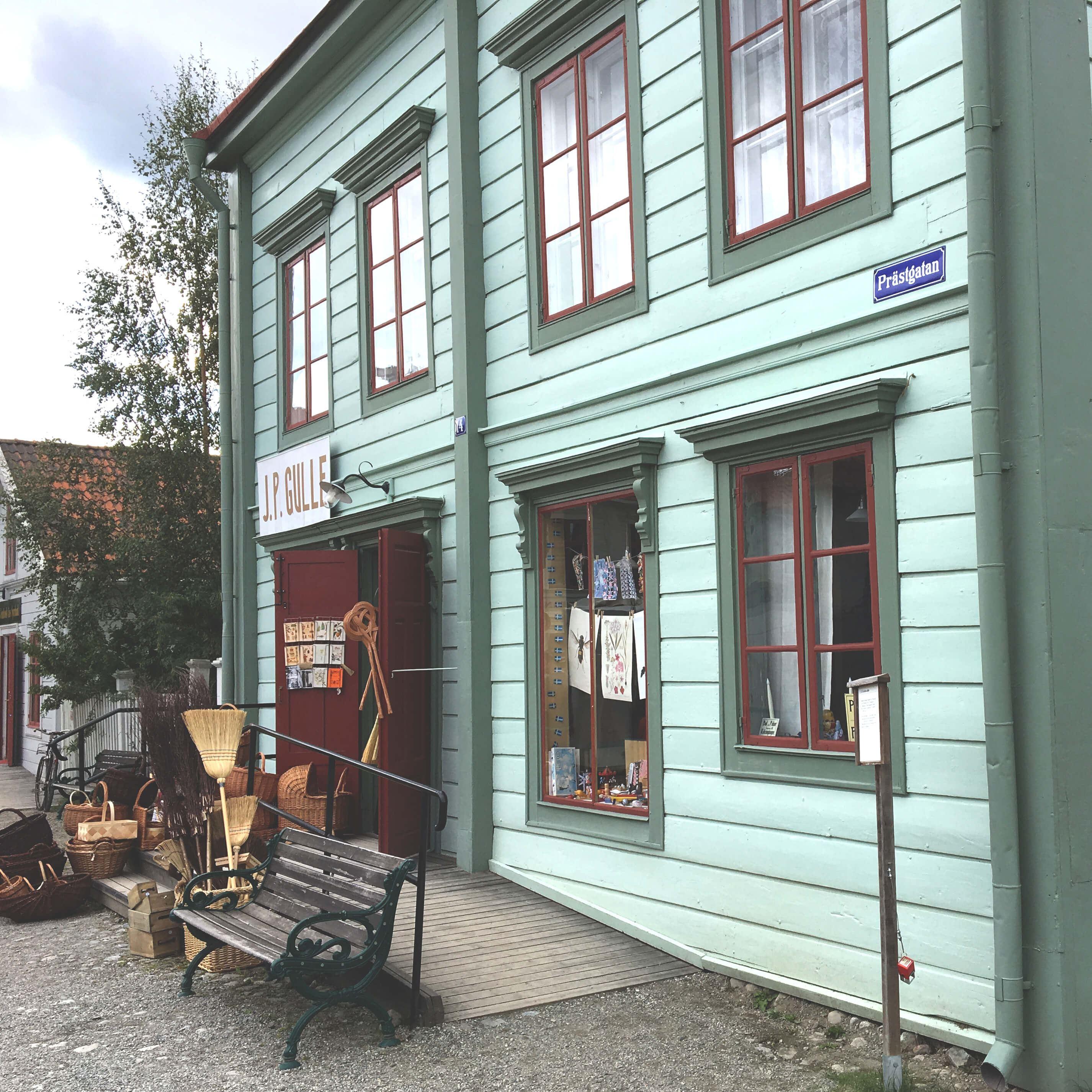 Foto:Visit Östersund,  © Copy: Visit Östersund, Welcome to another land - Jamtli historyland