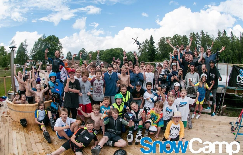 Sportlovscamp på Snowcamp