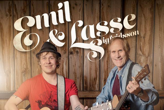 Konsert: Lasse & Emil Sigfridsson