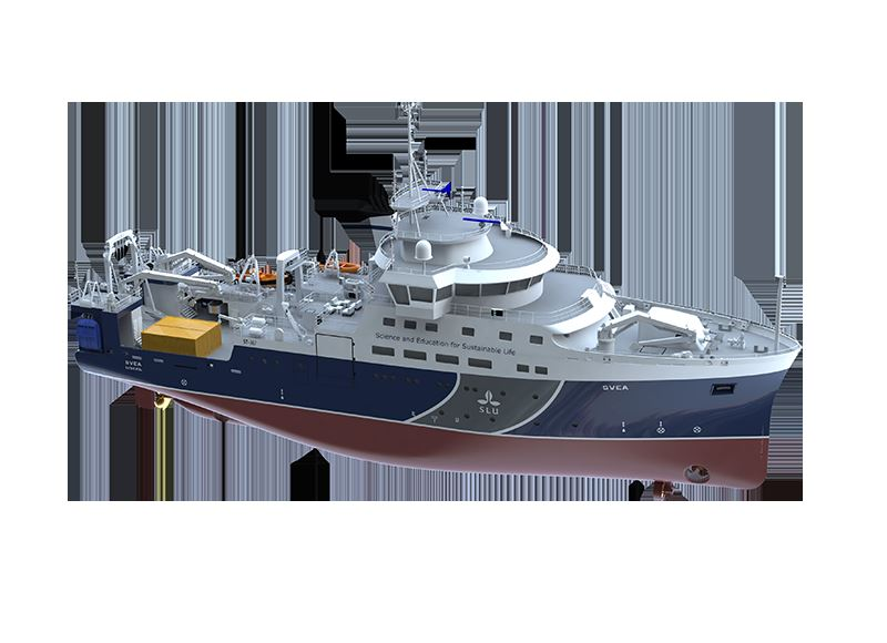 Afternoon Lectur-Svea, one of the world's most modern ships
