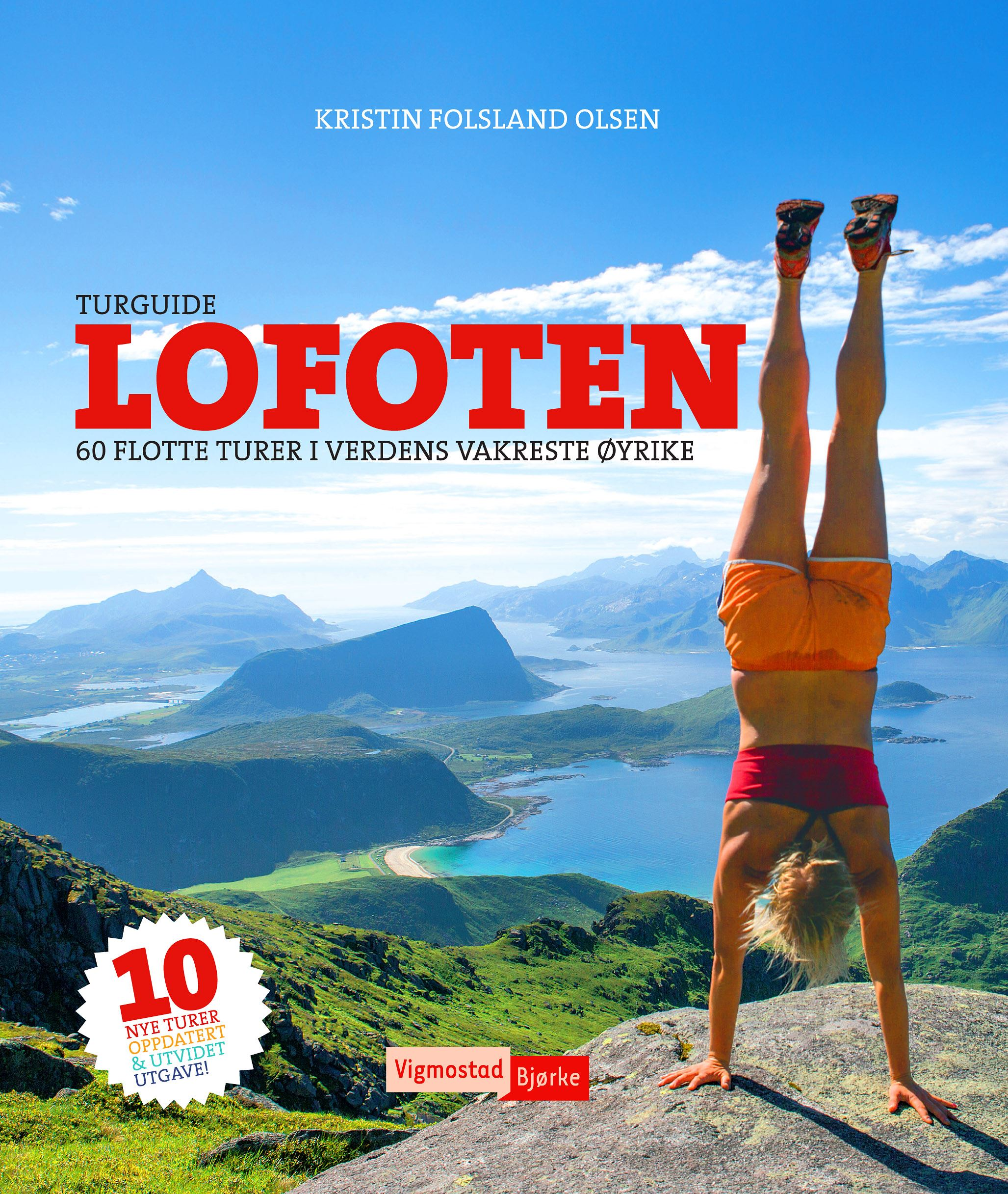Explore Lofoten- 10 new adventures: updated version! (Norwegian)