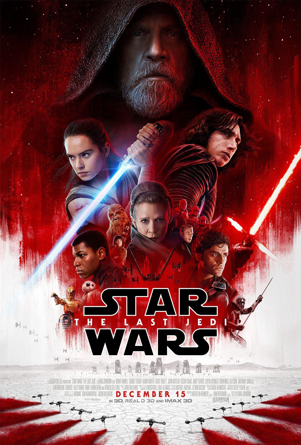 Sportlovsbio - Star Wars: The Last Jedi