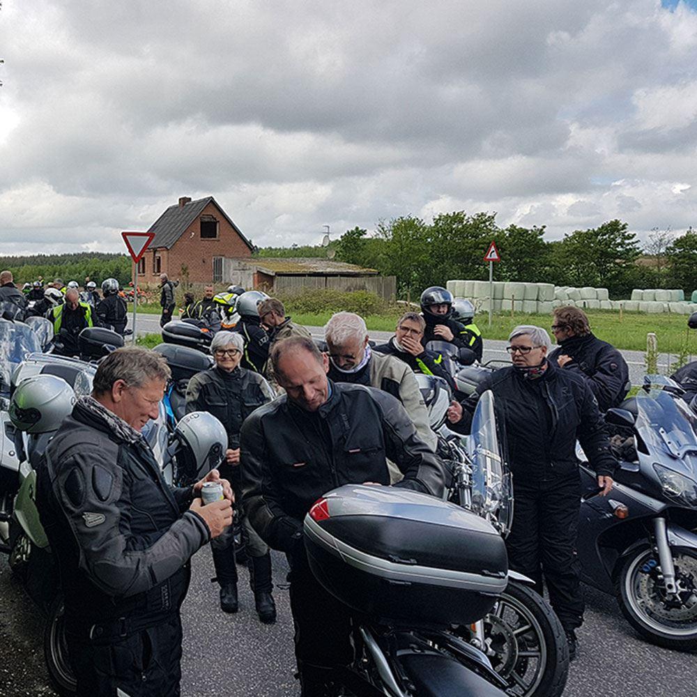 Kulturhistorisk motorcykeltur