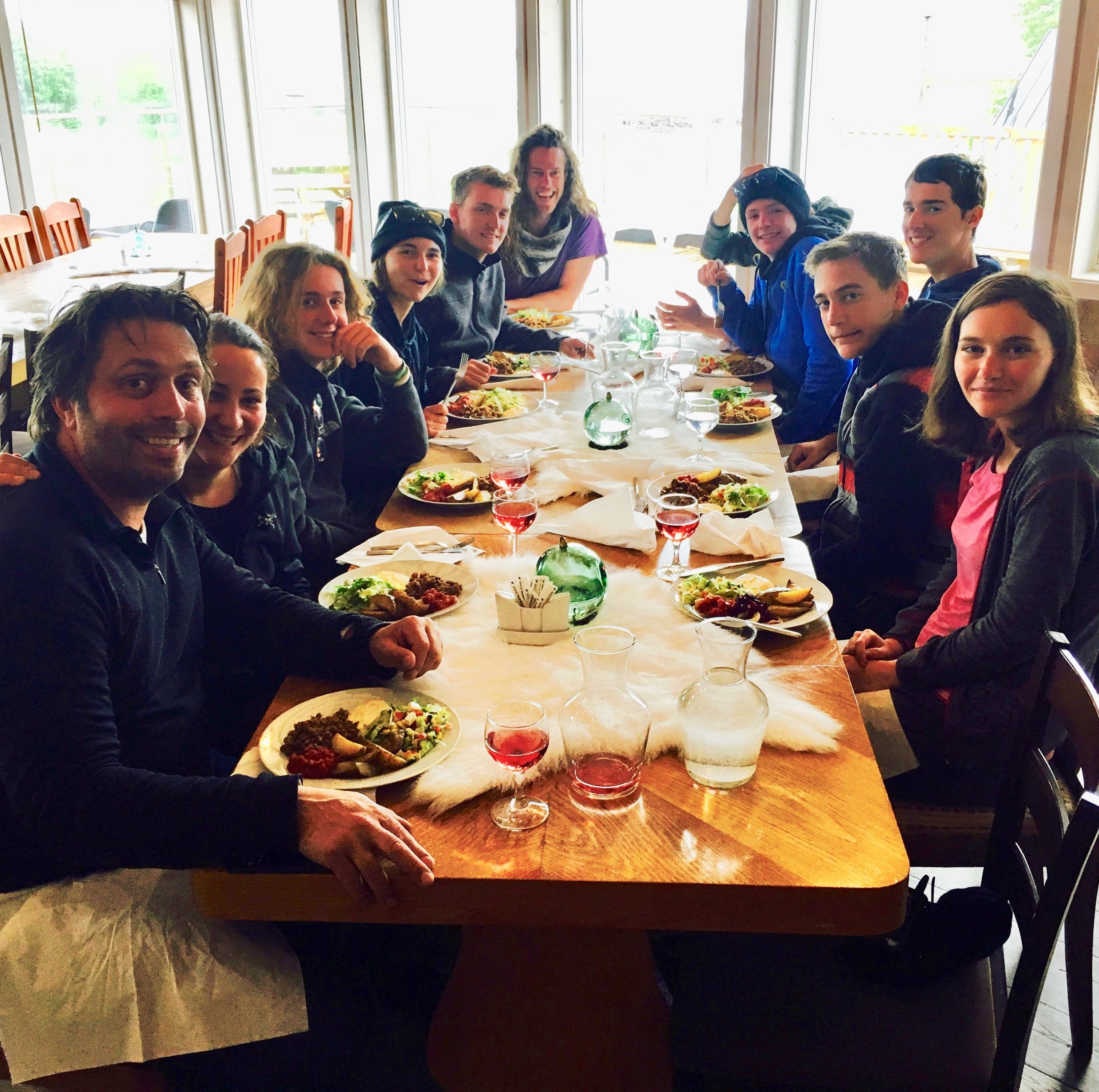 Øy cruise og geit gård erfaring
