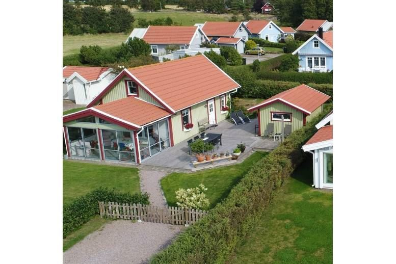 Halmstad - Cottage in Frösakull, close to beach, buses and golf