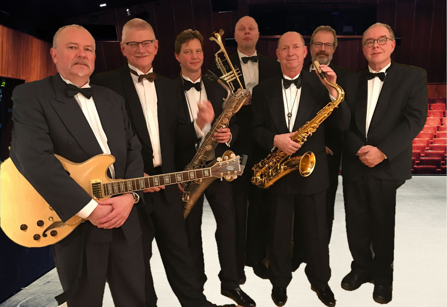 Bo Bistedts orkester