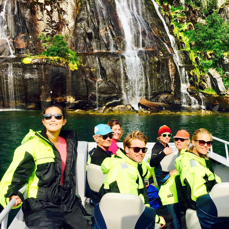 Trollfjord Cruise & Kayak Tour