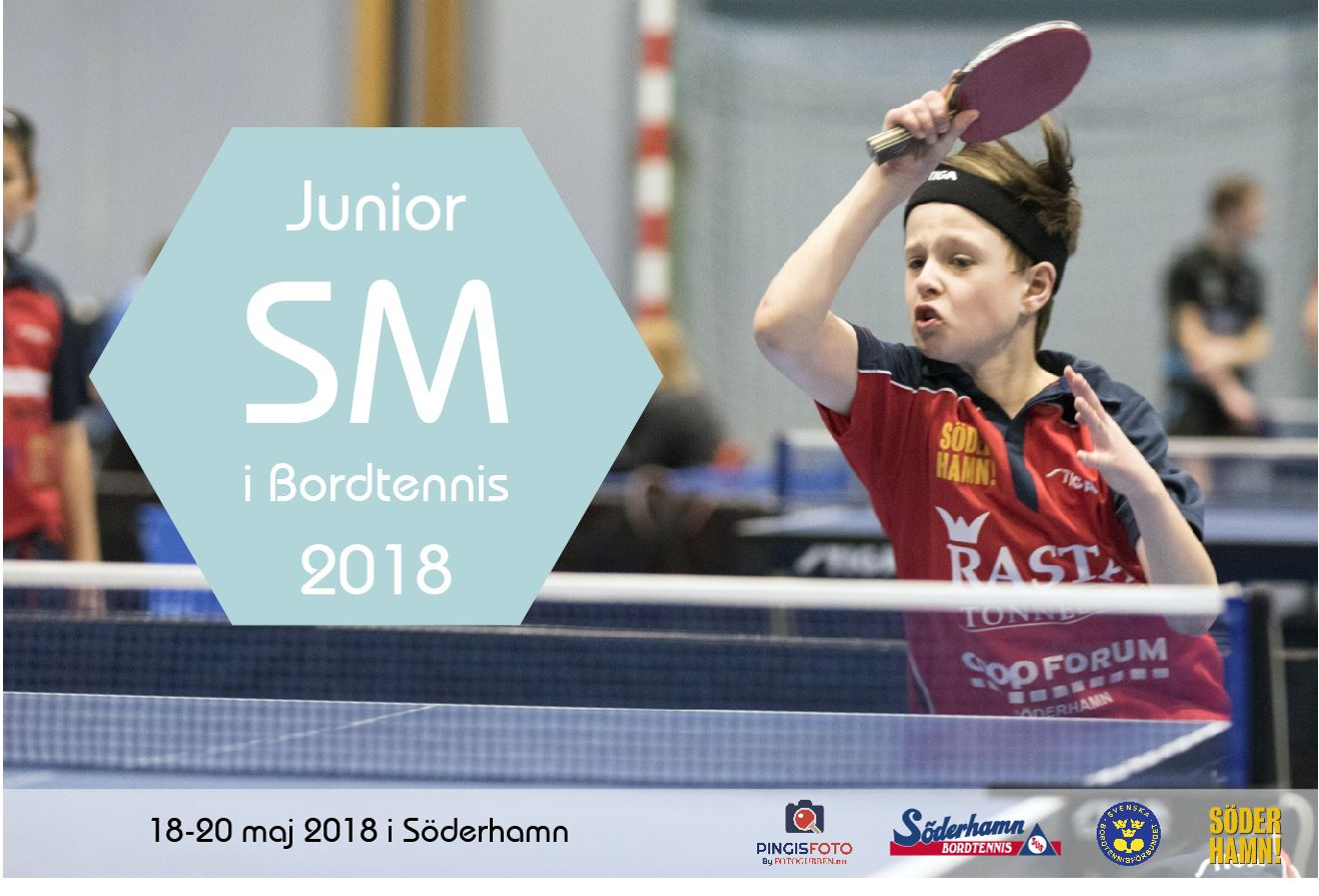 Junior SM Bordtennis