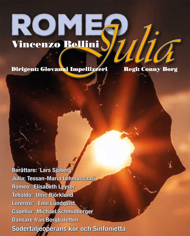 SödertäljeOperan: Romeo och Julia