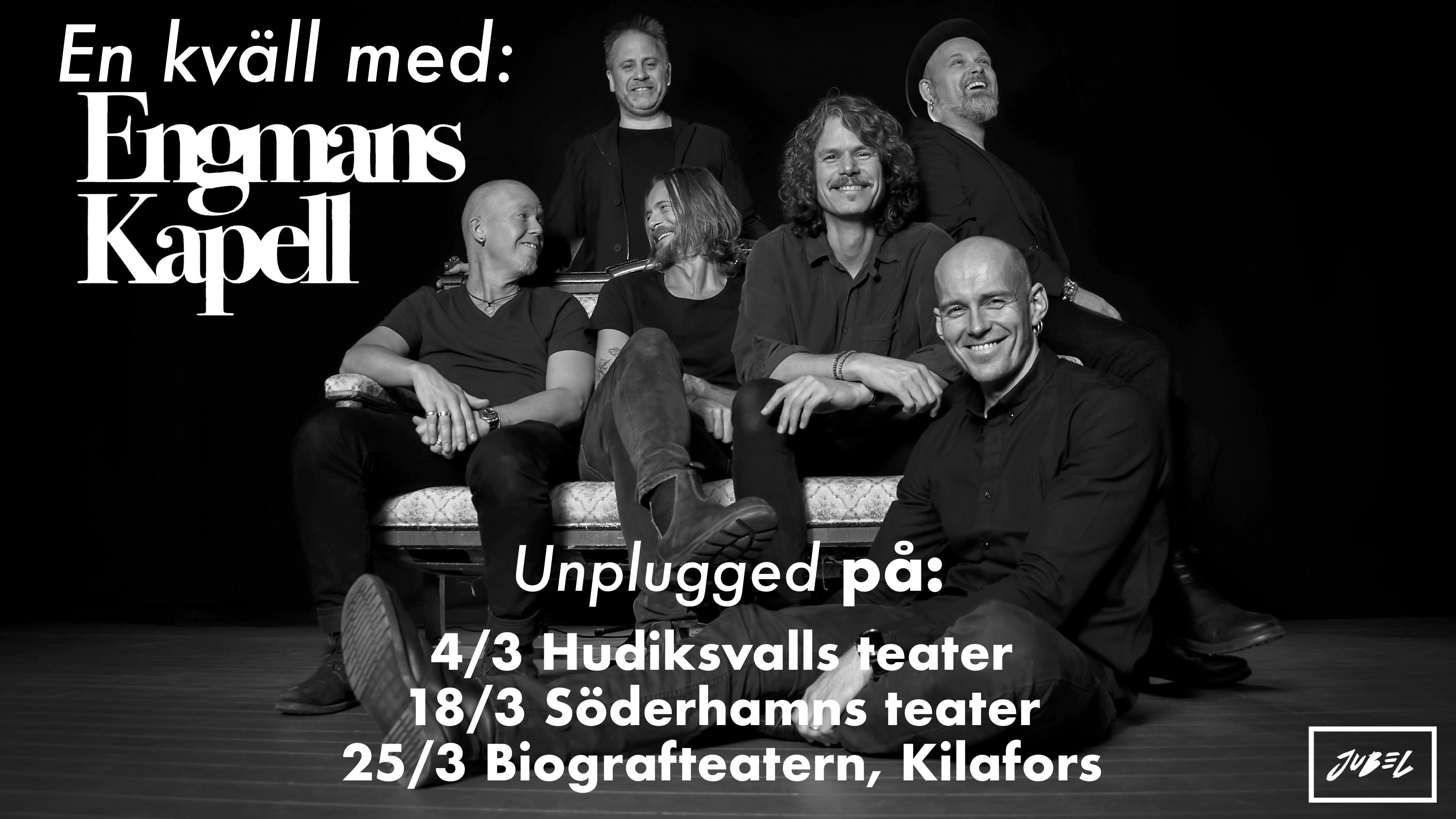 En kväll med Engmans Kapell - Hudiksvalls teater