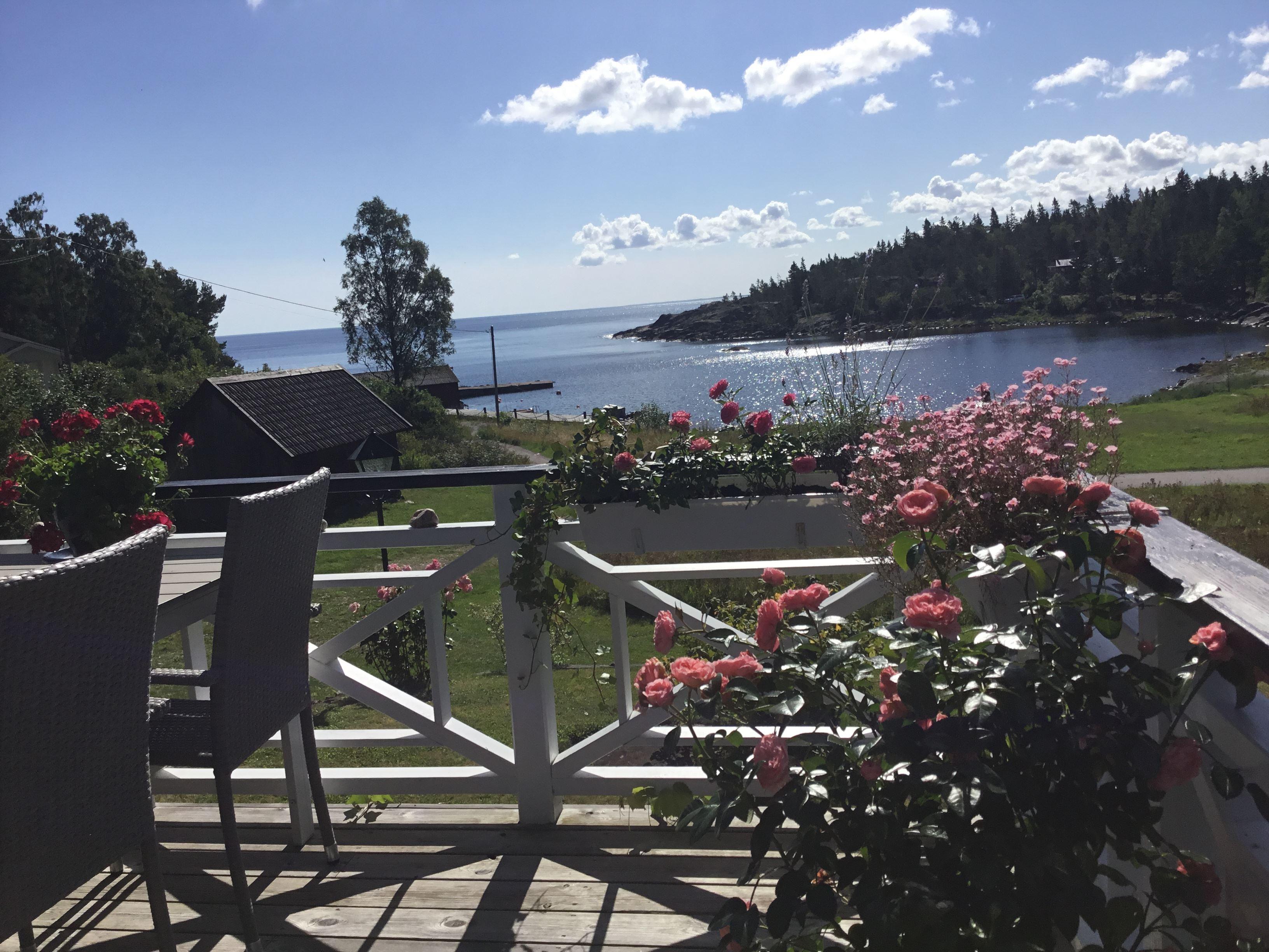 Stuga med havsutsikt (1-7), Nothamn (Väddö)