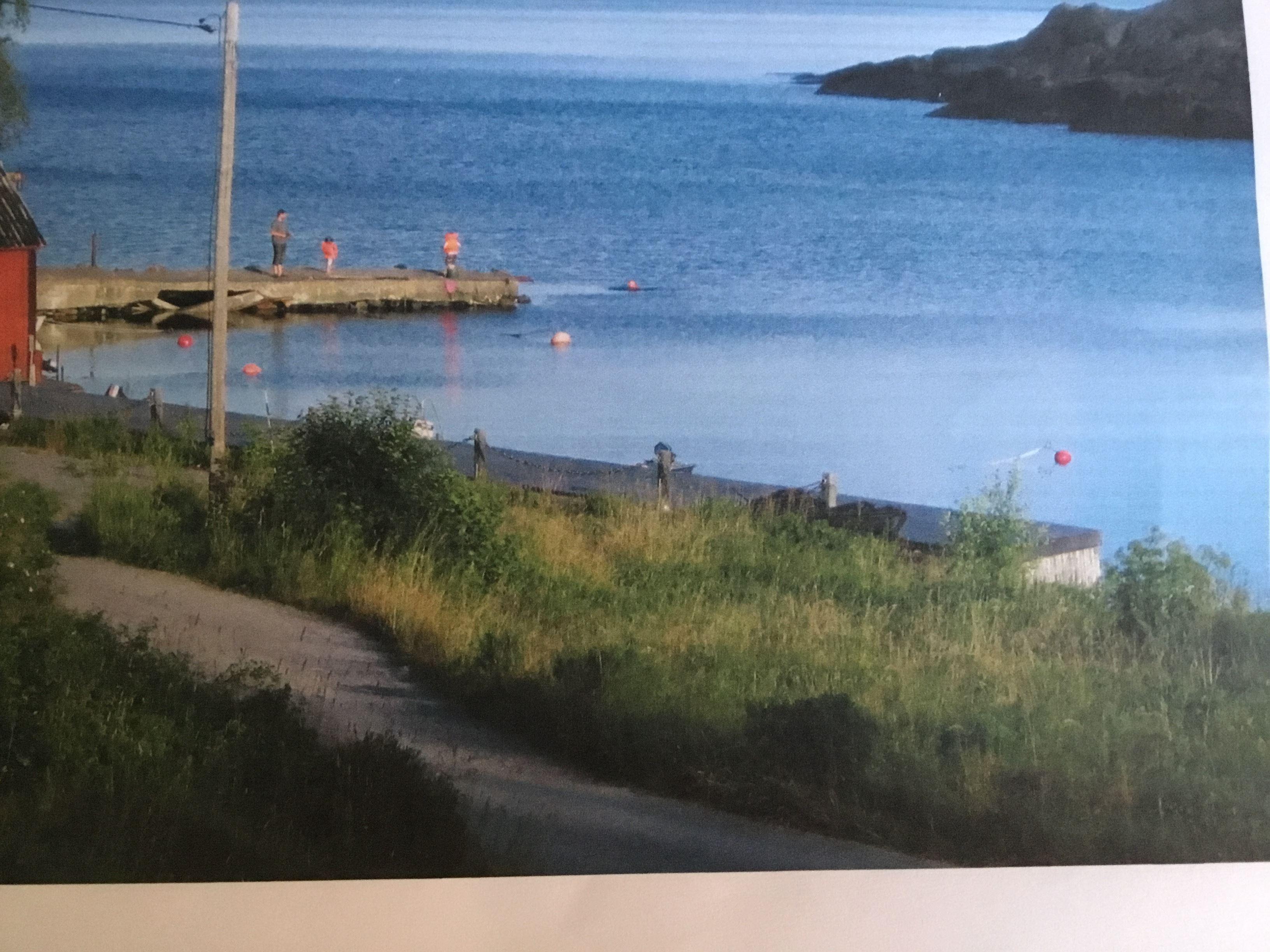 Stuga med havsutsikt (1-7), Nothamn Väddö