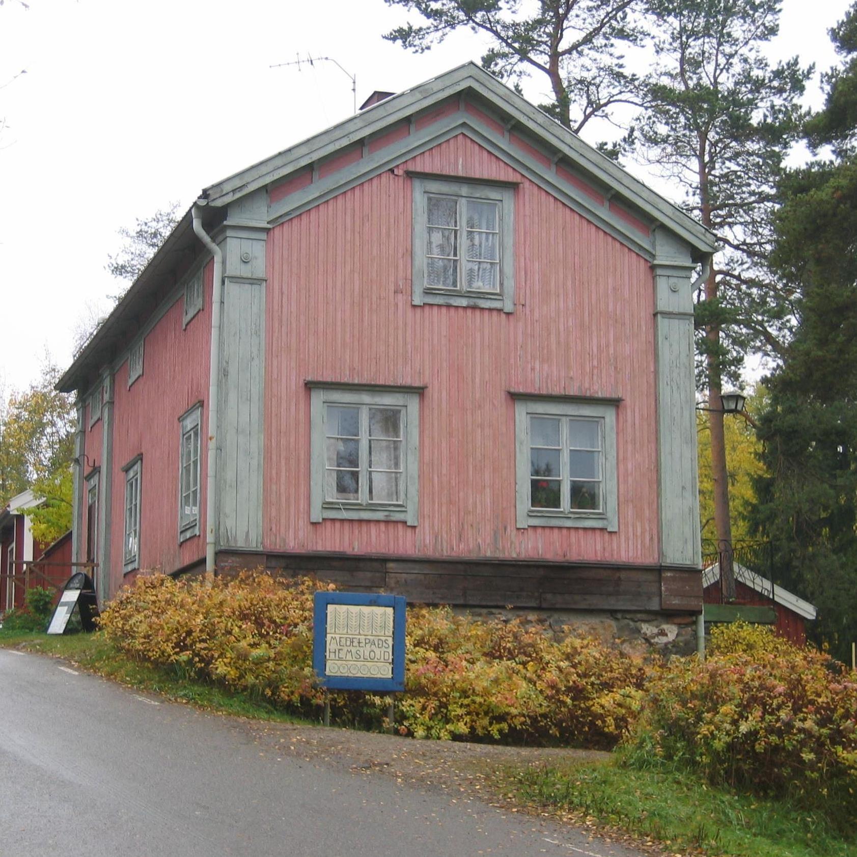 Ammi Lenander,  © Norra Berget, Slöjdcafé på Norra Berget