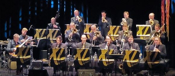 Konsert: XL Big Band