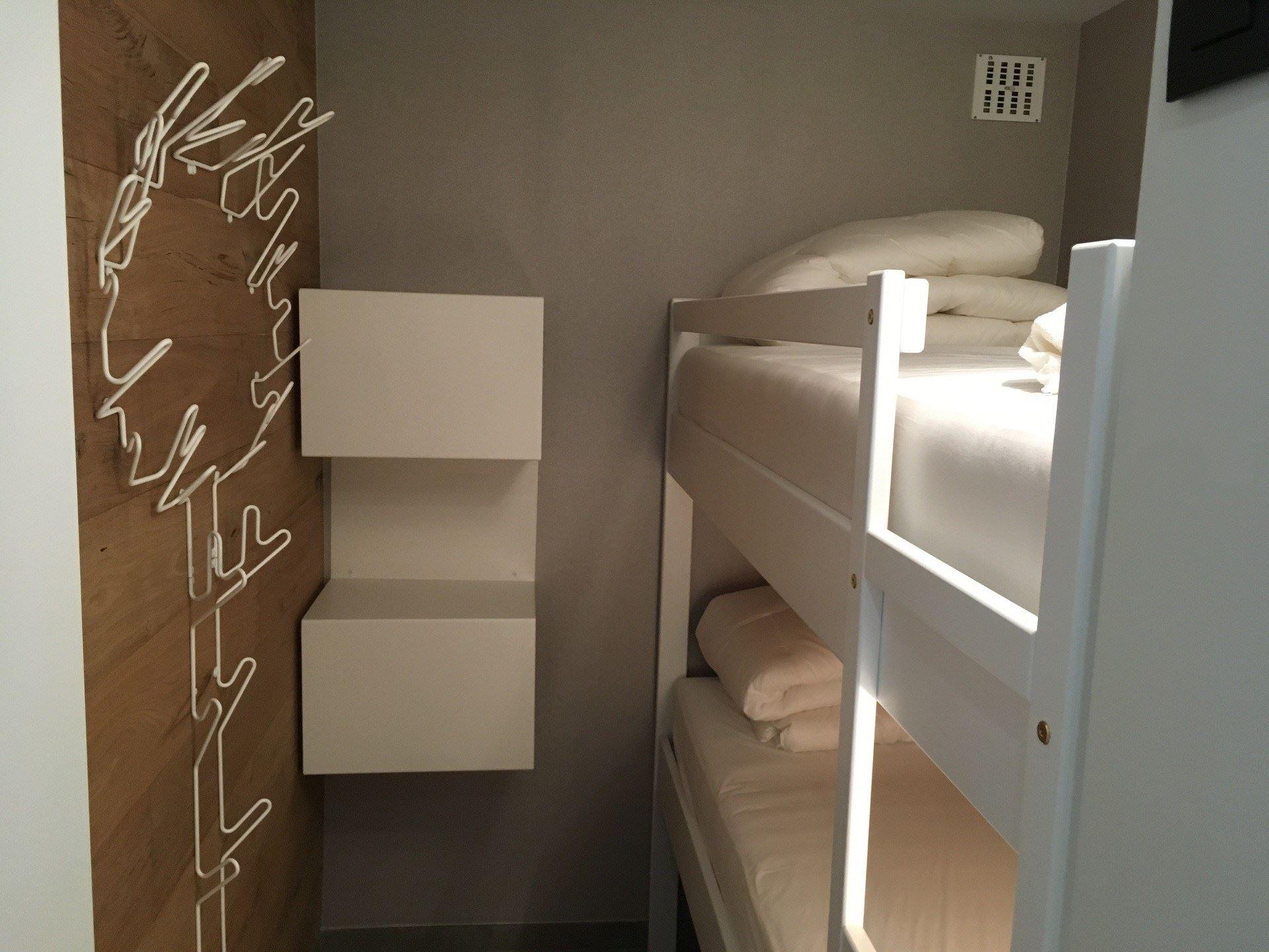 2 Rooms cabin 6 Pers ski-in ski-out / BALCONS DE TOUGNETTE 5