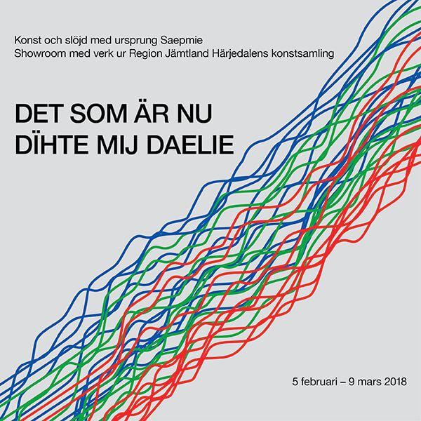 Foto: ,  © Copy: Staare, Det som är nu - Dihte Mij Daelie