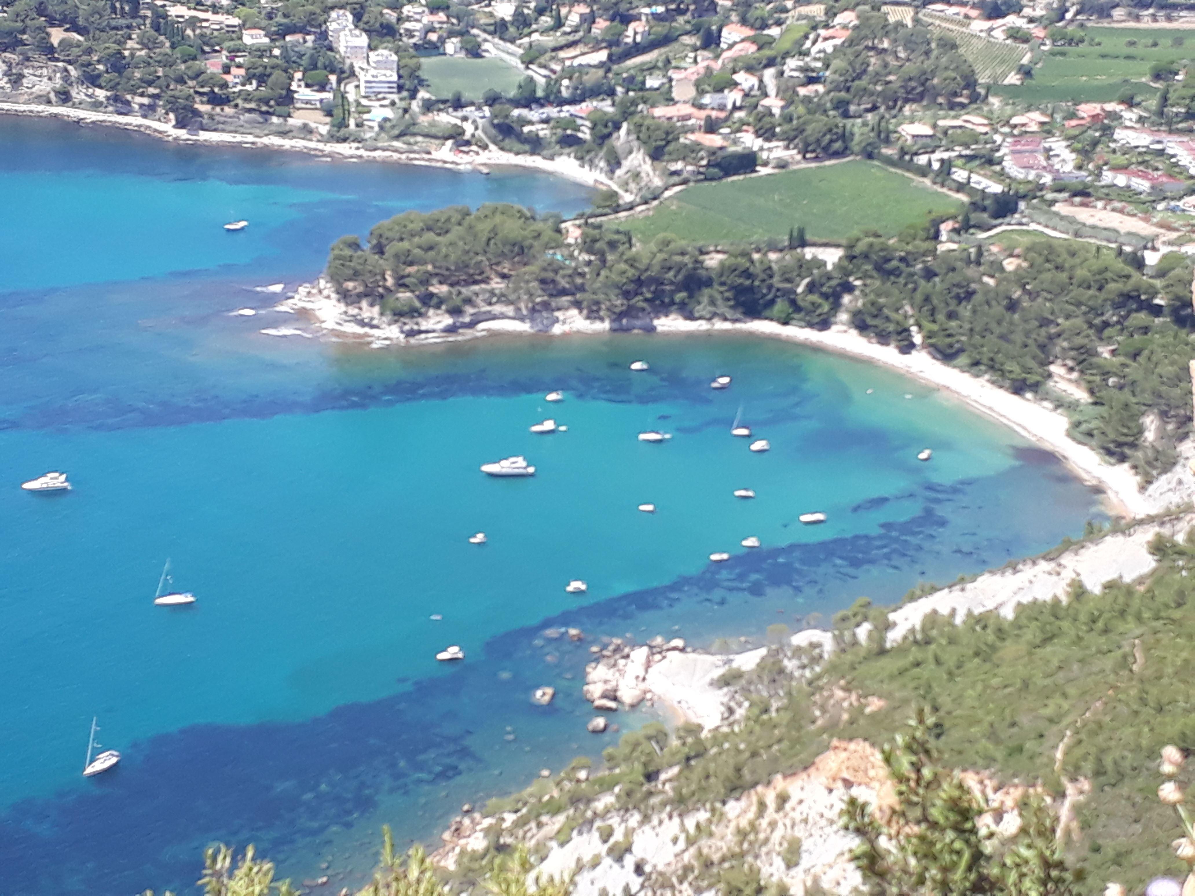 Aix en Provence et Cassis