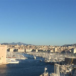 Aix en Provence, Cassis and Marseille Panorama