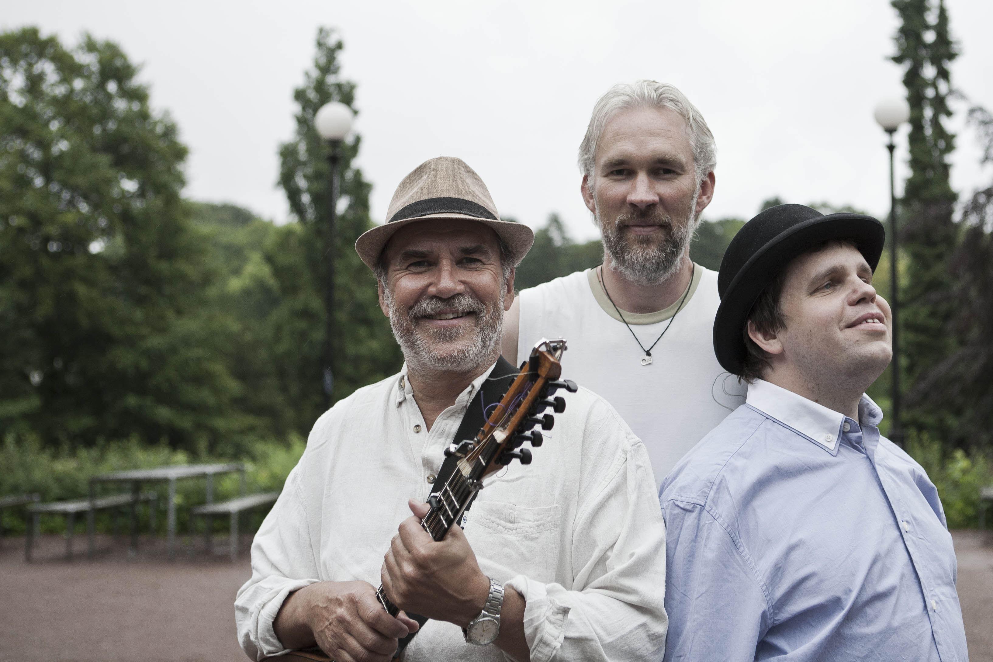 Ale Möller trio på Kulturhuset
