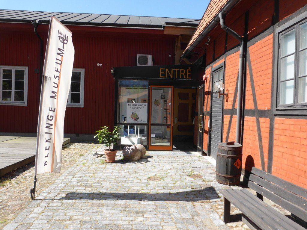 Sportlovskul - Blekinge museum