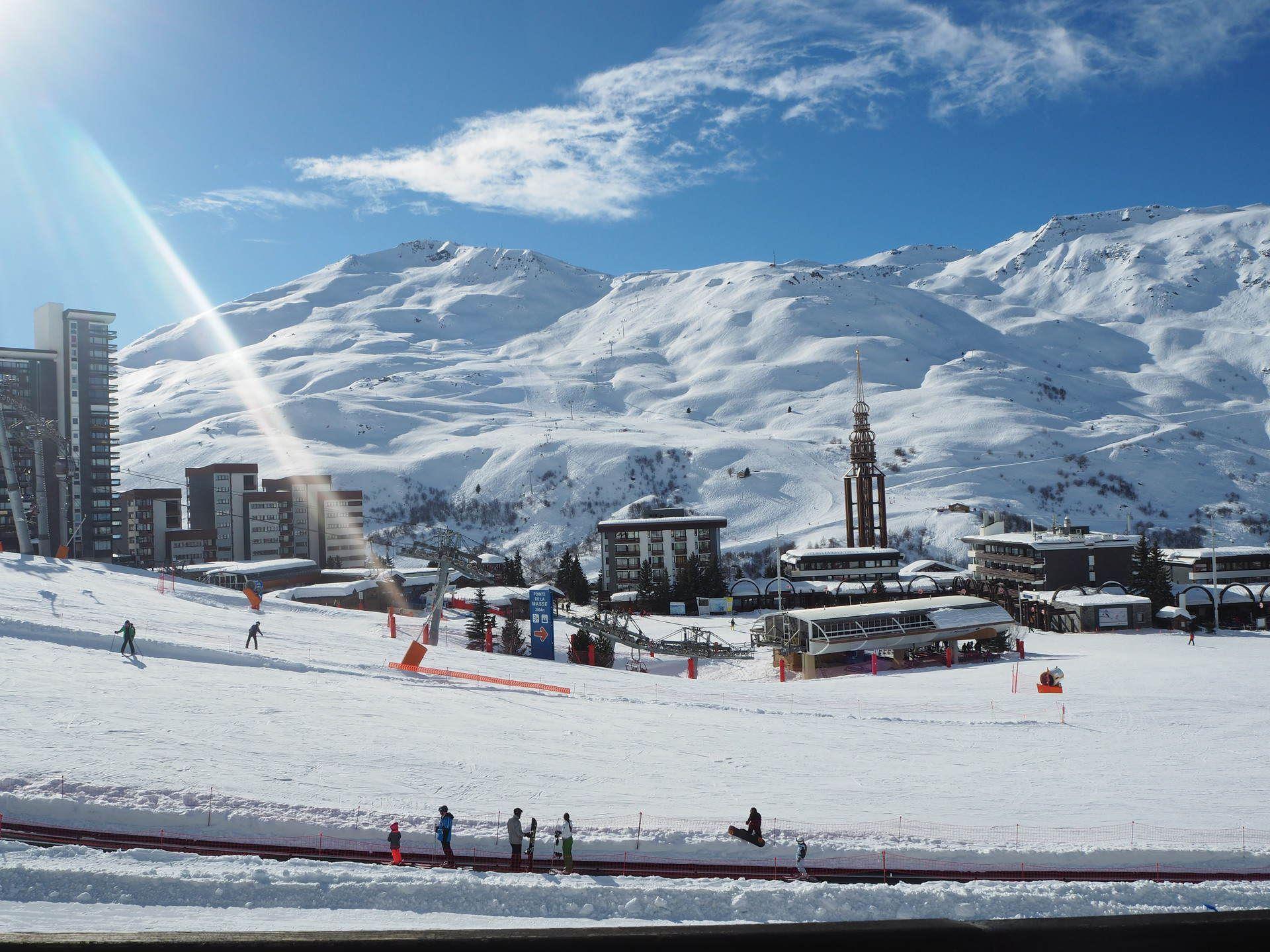 2 Pièces 6 pers ski au pied / Aravis 417