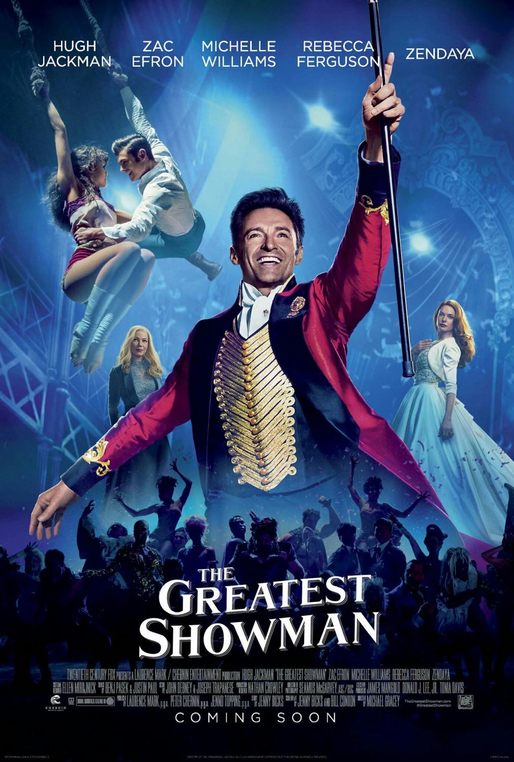 Bio: The Greatest Showman