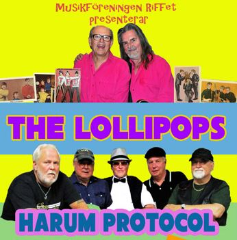 Pop 60 - The Lollipops och Harum Protocol