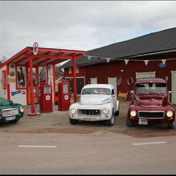 Classic Car Week - A-traktorrally