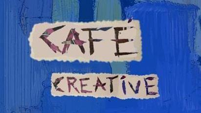 Kafé Kreative på Stationshuset i Undersåker