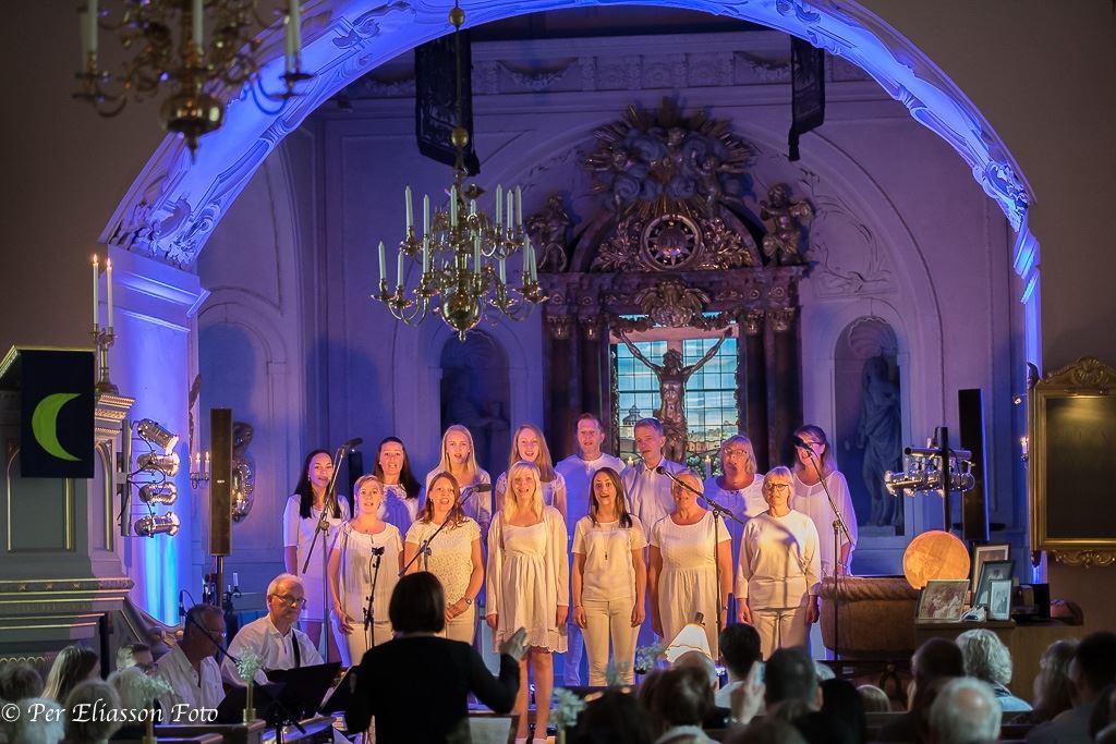 För kärlekens skull – Existens framför sånger av Ted Gärdestad på Hagaberg