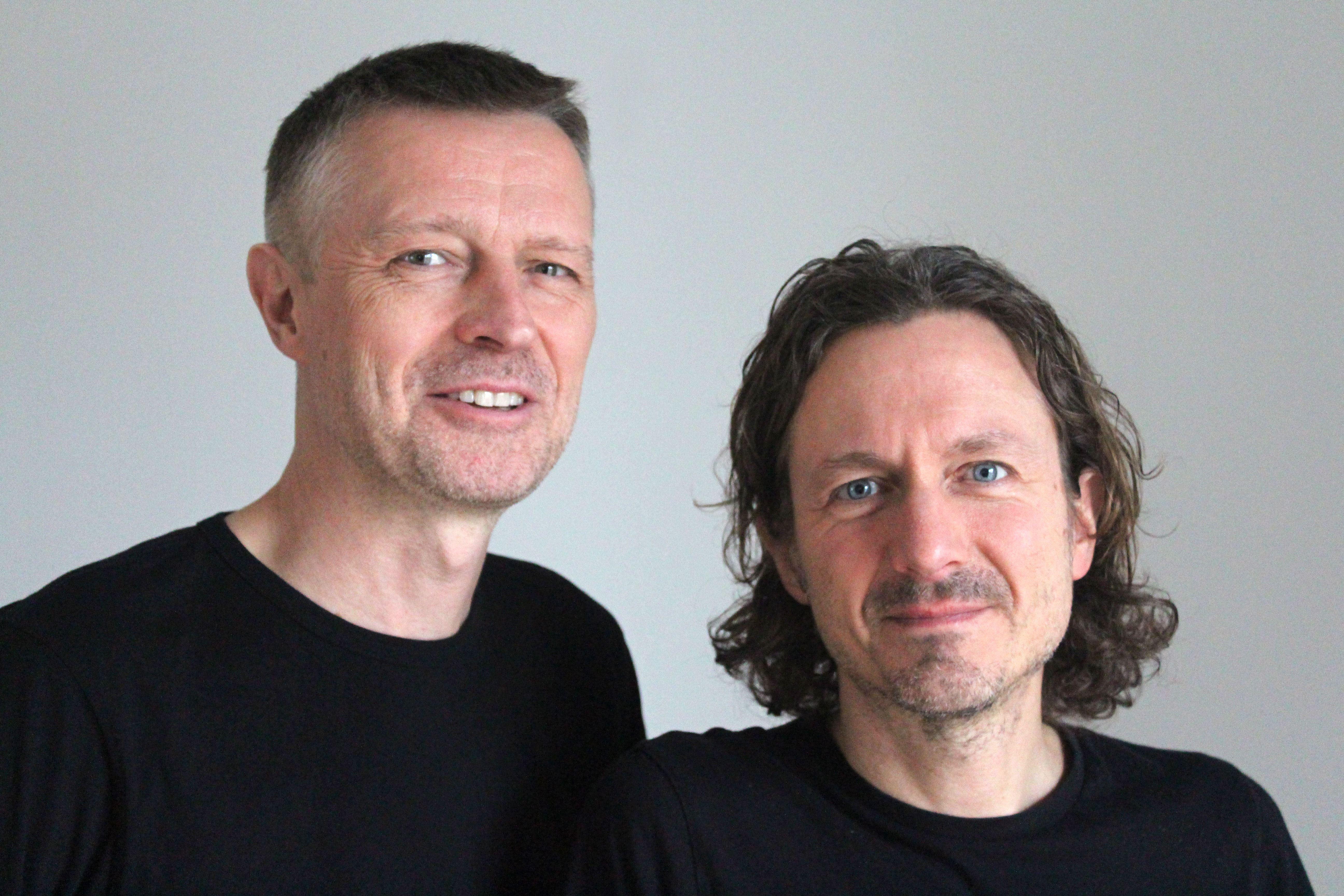 Högt i Stjärnehimlen – Hans Lindetorp och Staffan Lindström på Hagaberg