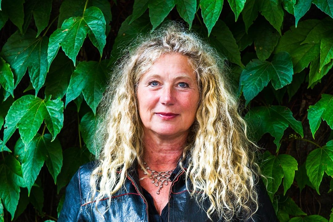Charlotta von Zweigbergk på Hagaberg