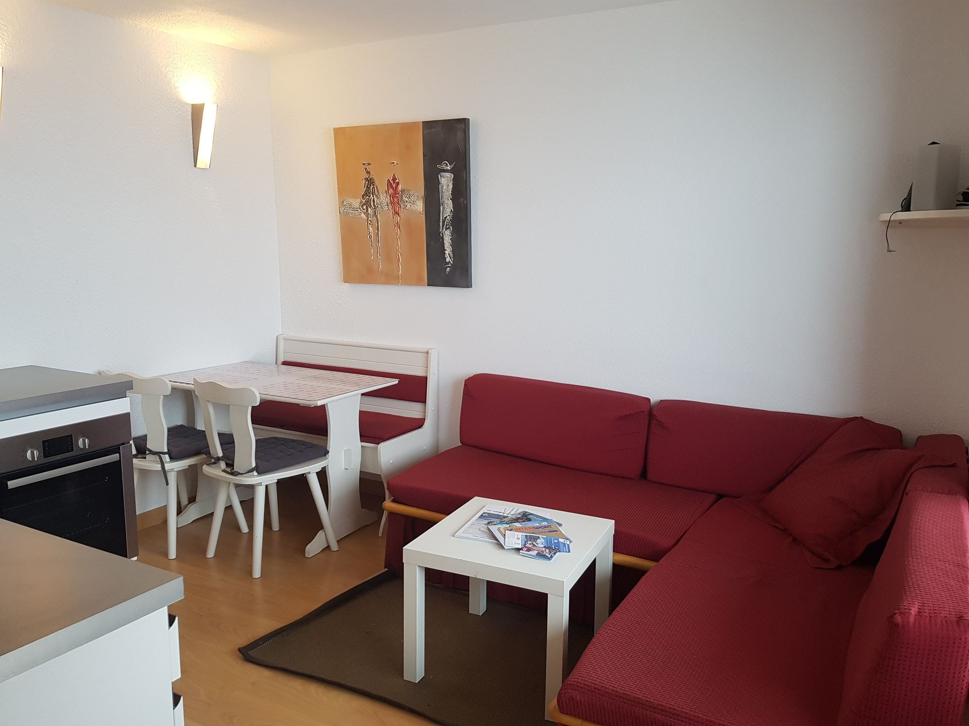 2 Rooms 4 Pers ski-in ski-out / NECOU 312