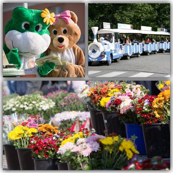 Vårmarknad  -  Stortorget