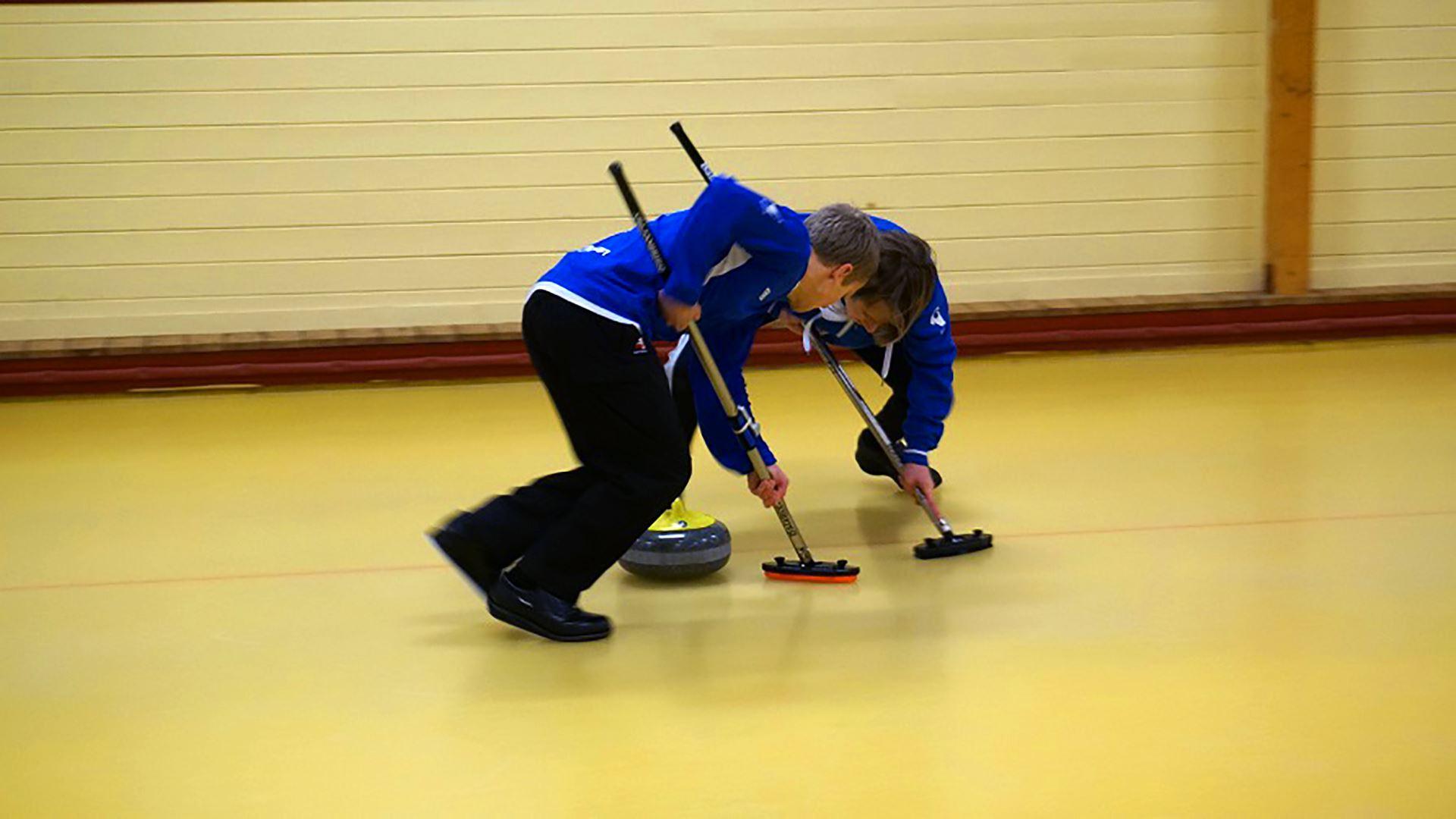 Prova på att spela curling!