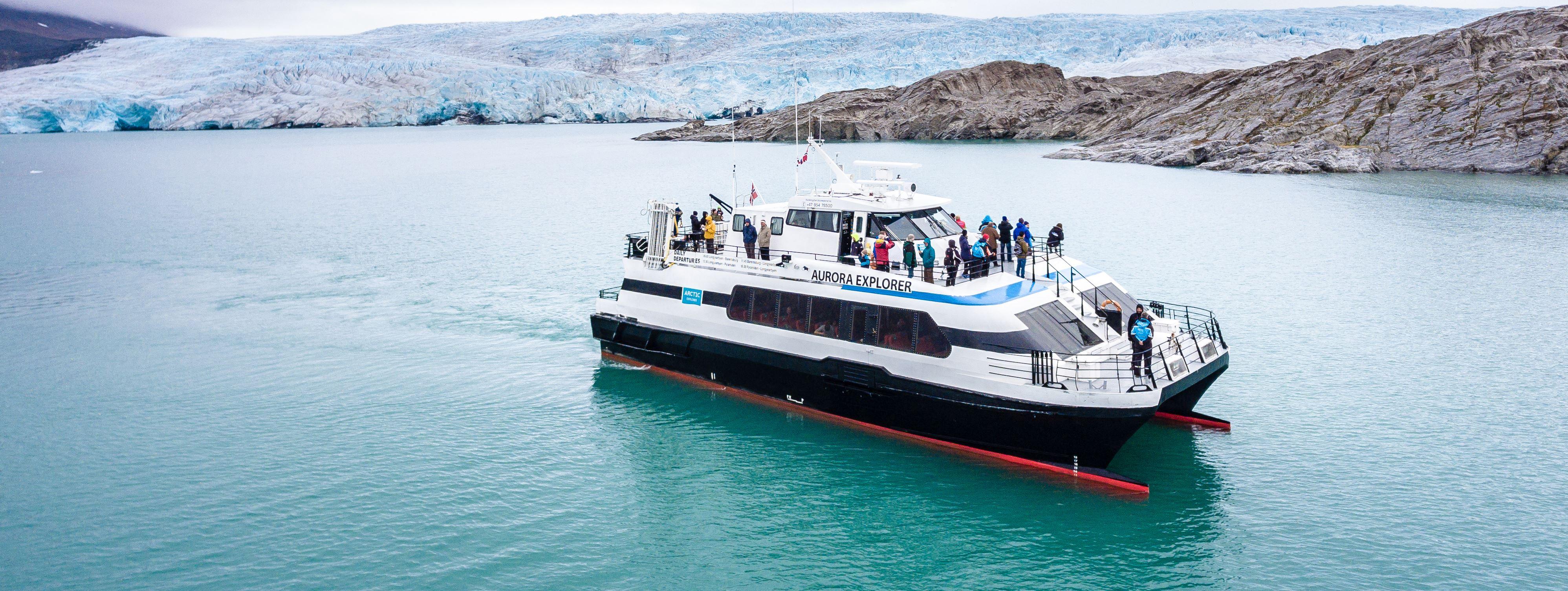 Fjord Cruise to Barentsburg
