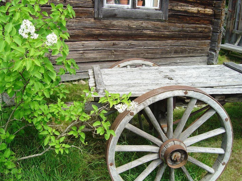 200-årsjubileum på hälsingegård Ersk-Mats - Hassela