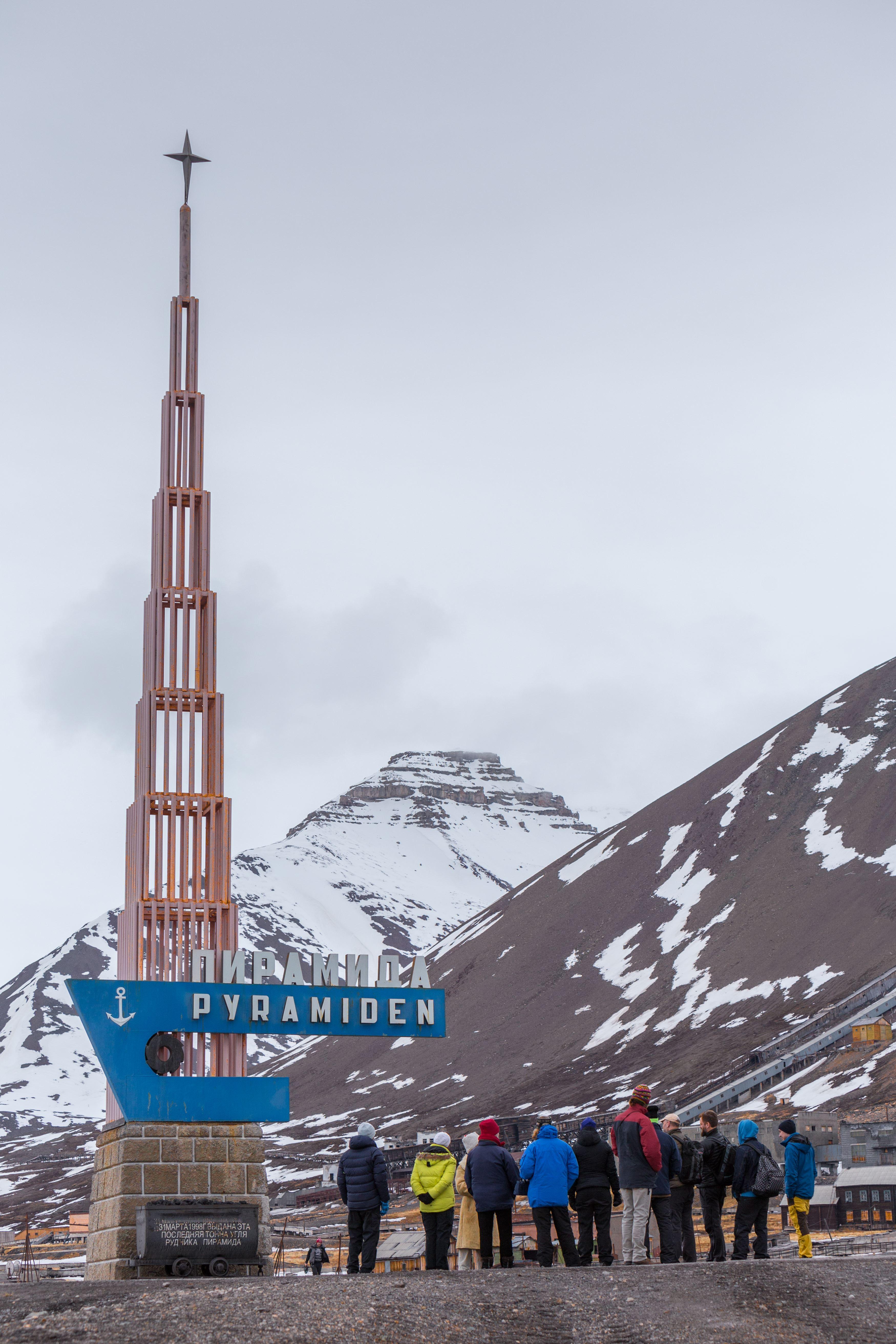 Fjord Cruise to Pyramiden