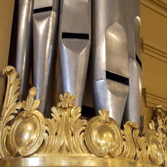 Musik: Orgelkonsert