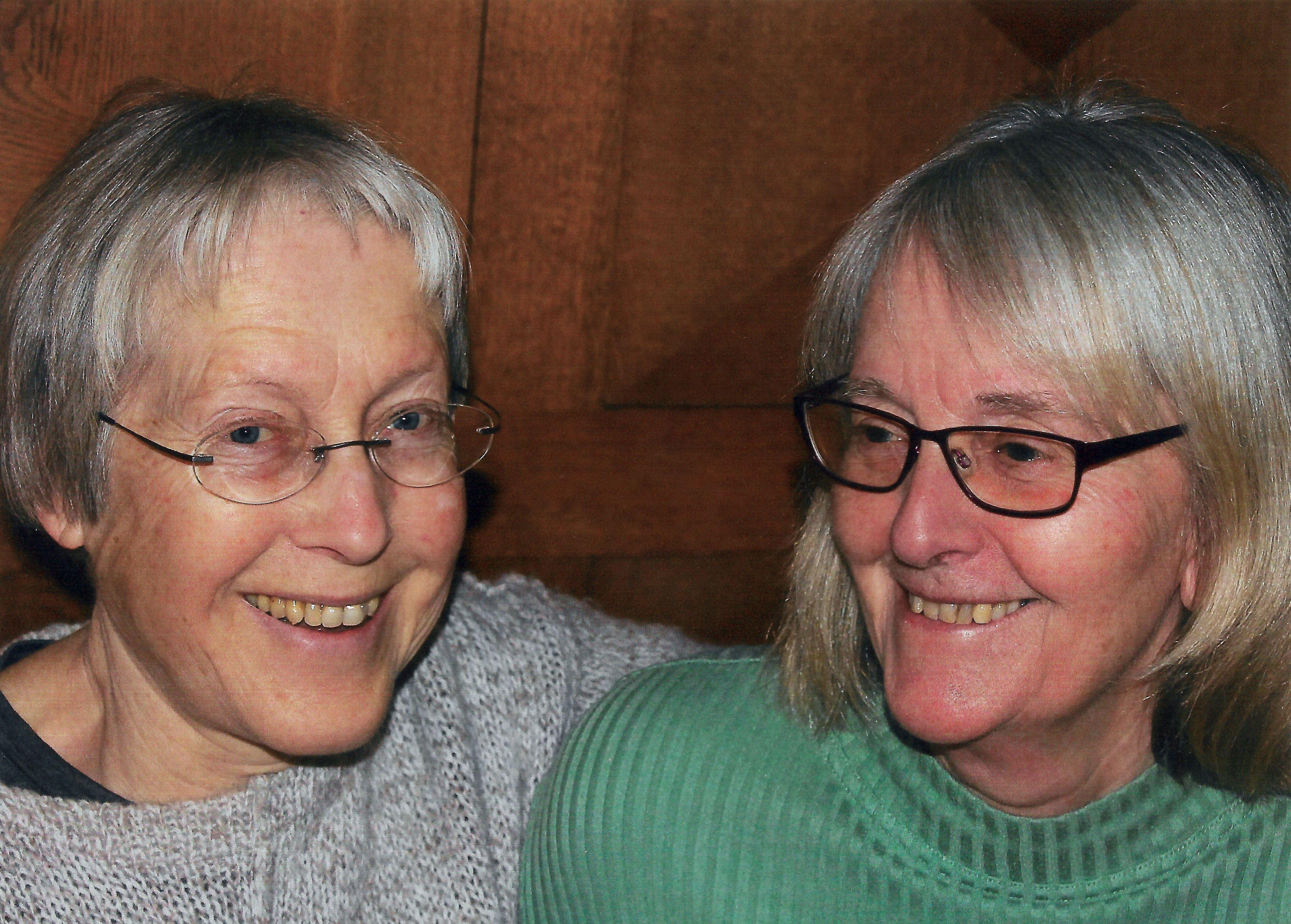 Ulla Wessling och Lena Eriksson