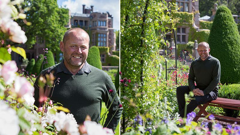 Hur vacker kan en trädgård vara? John Taylor.