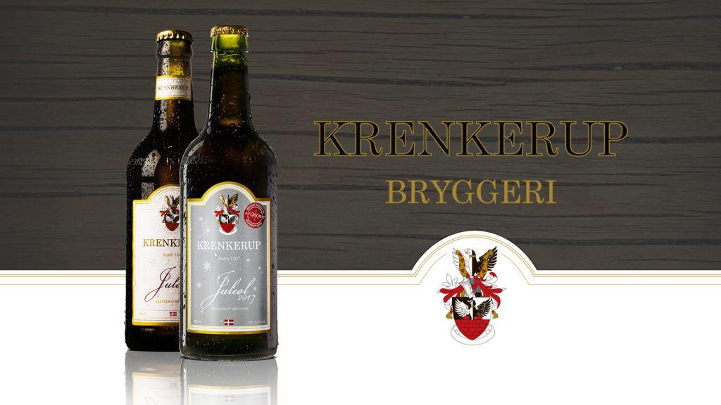 Husorkesteret spiller på Krenkerup Bryggeri