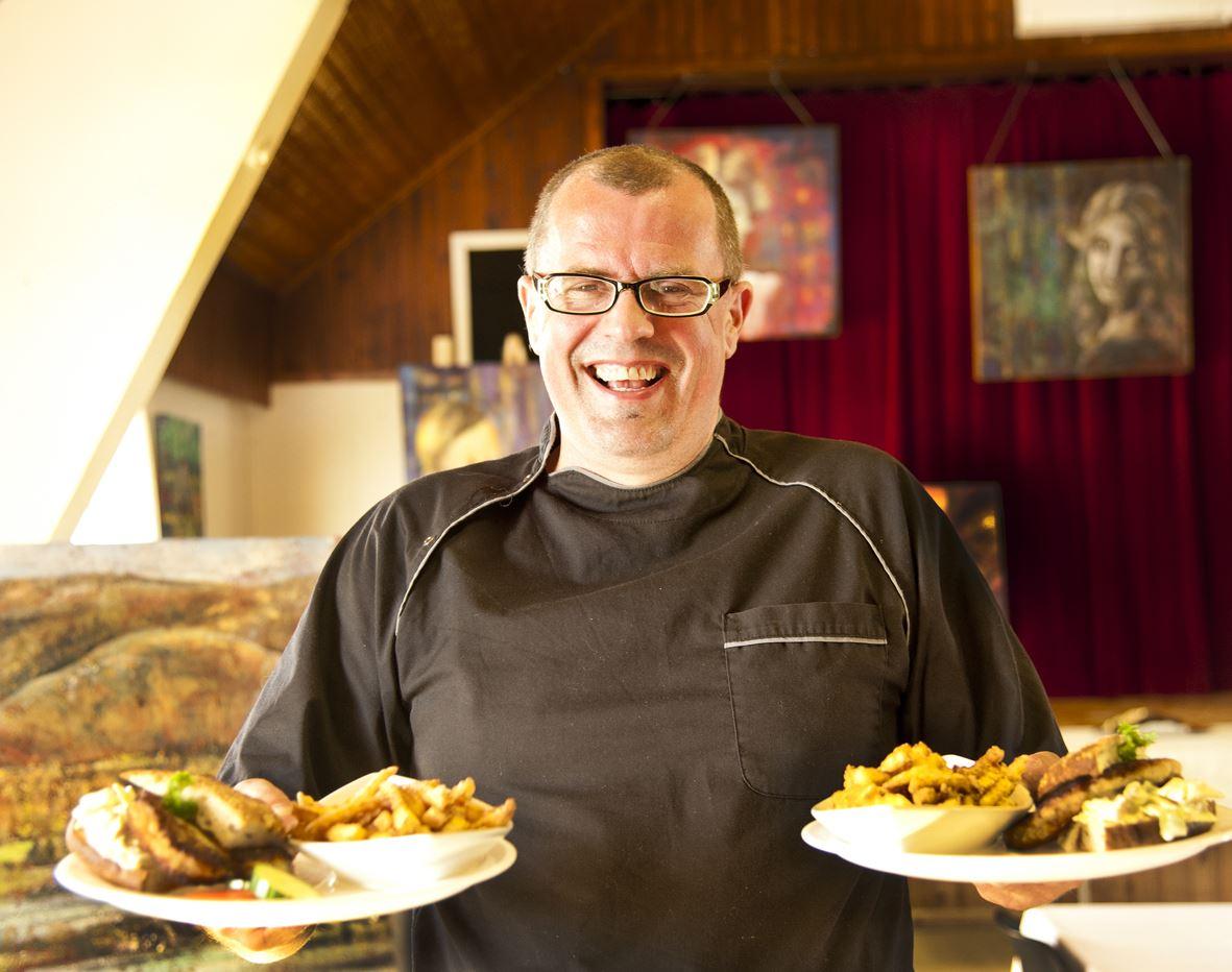 Lekamøya spiseri (eatery)