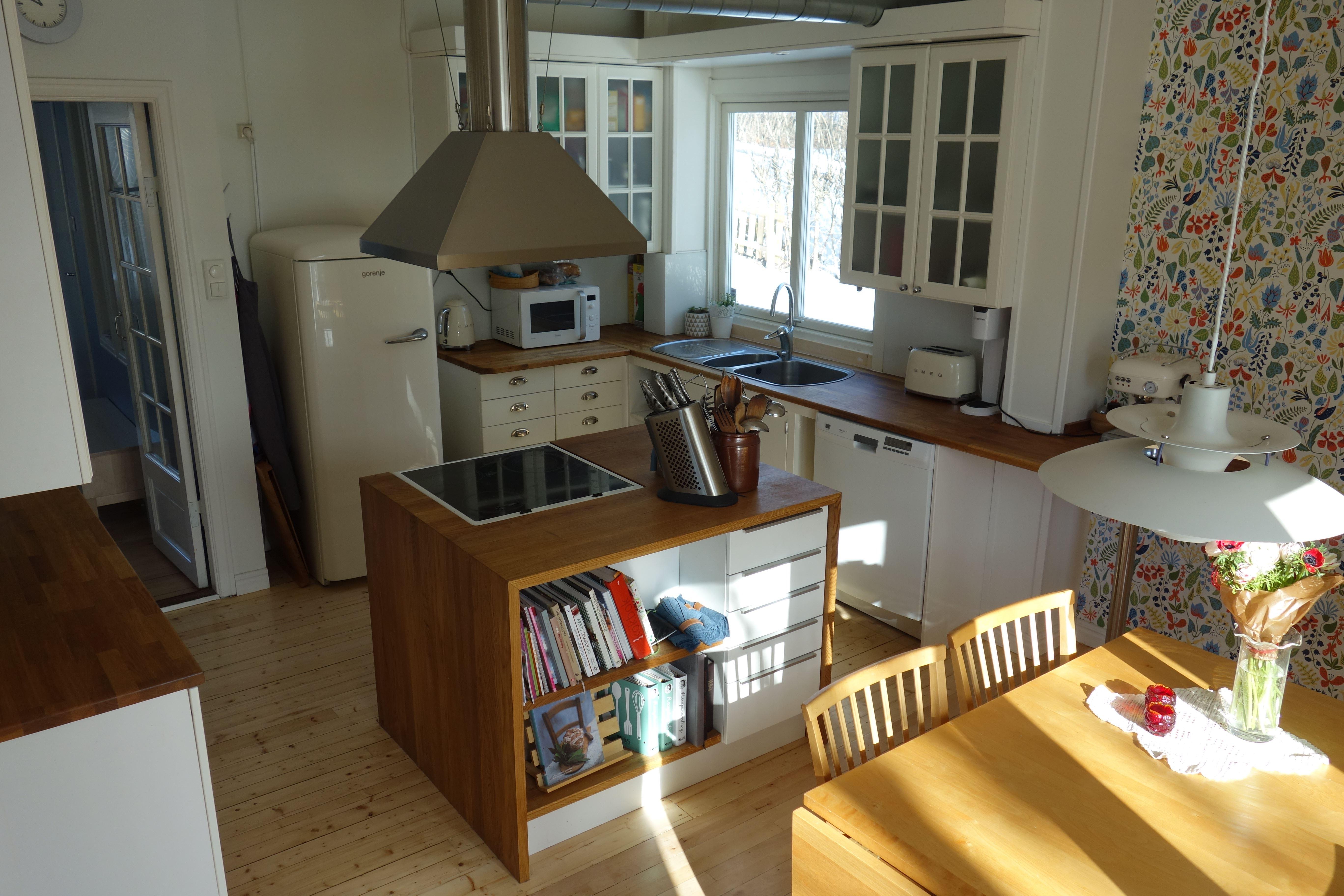 HV008 House at Frösön