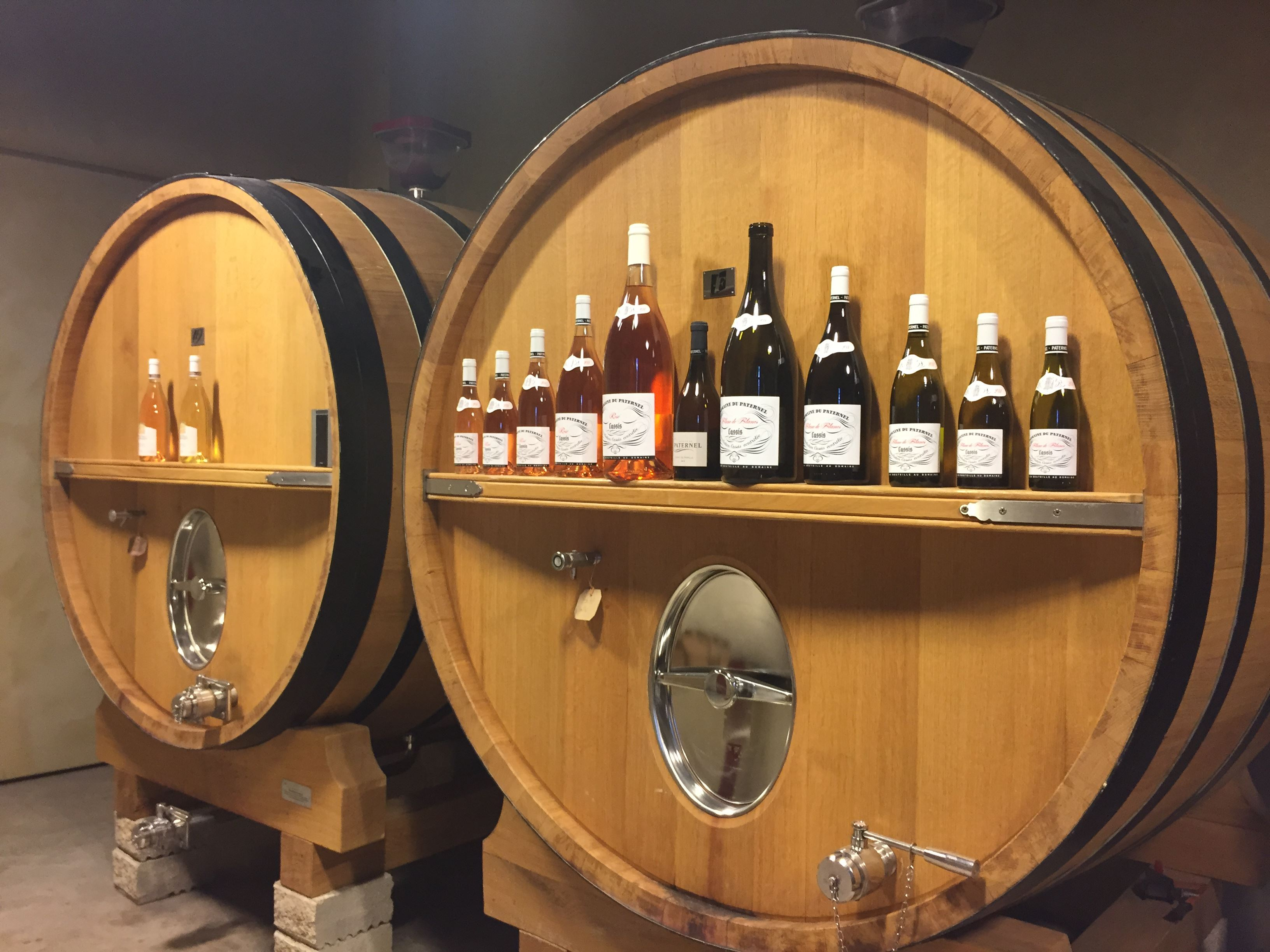 Cassis and Bandol wine tour