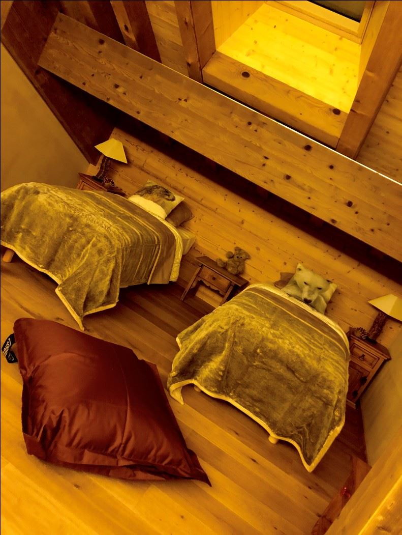 Chalet 7 Rooms 16 persons / Eterlou