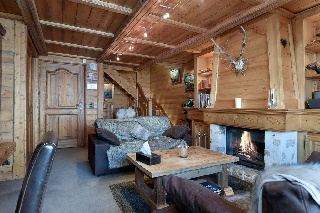 3 rooms duplex 6 persons ski-in ski-out / Balcon de Pralong