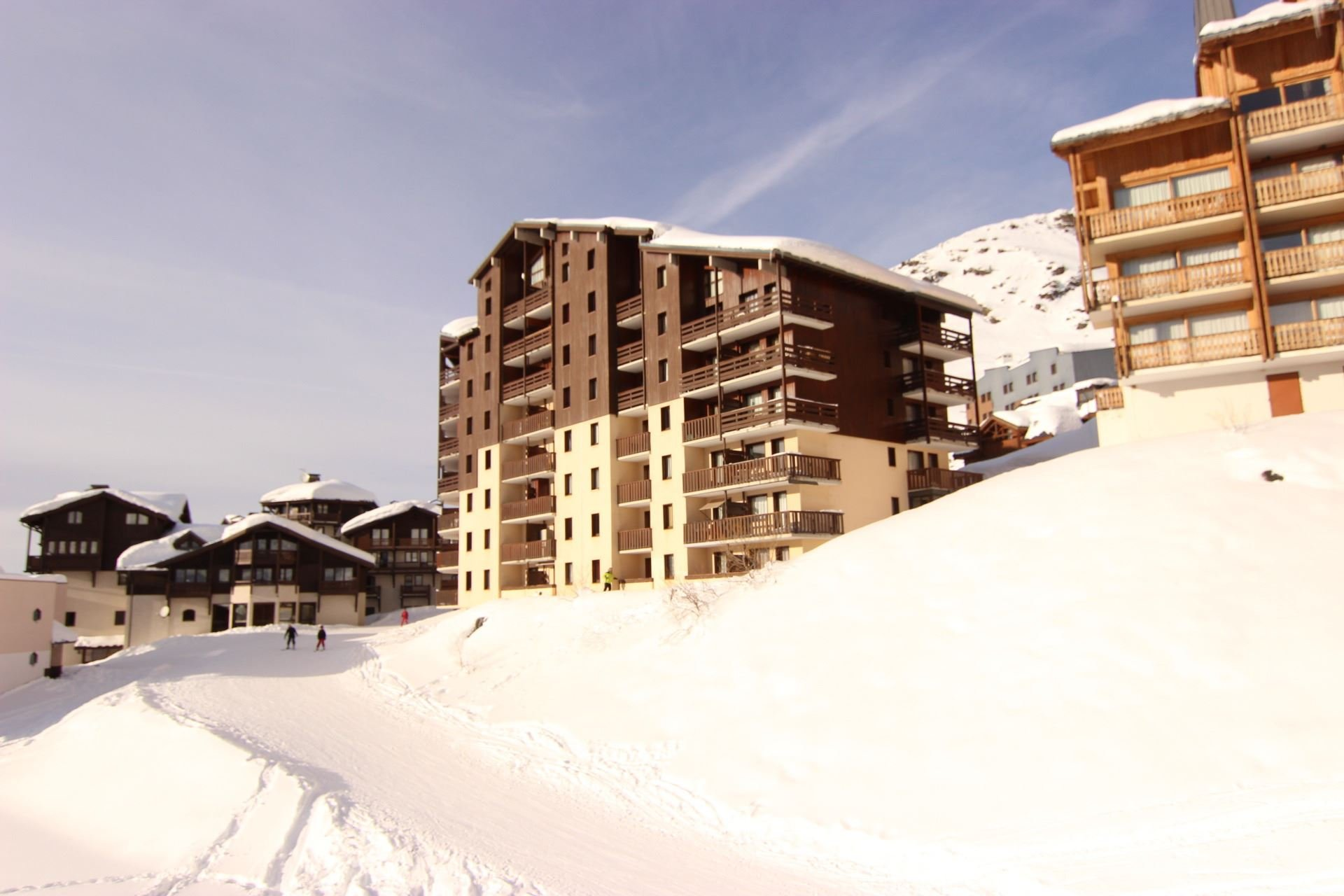 REINE BLANCHE 115 / 3 ROOMS DUPLEX 6 PERSONS - 4 GOLD SNOWFLAKES - VTI